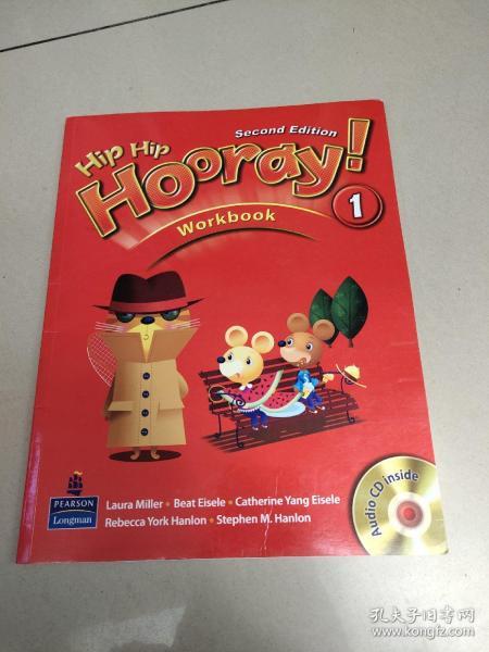 hip hip hooray!(1)Workbook(Second Edition)