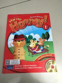 hip hip hooray!(1)Student Book(Second Edition(原版少量勾画)