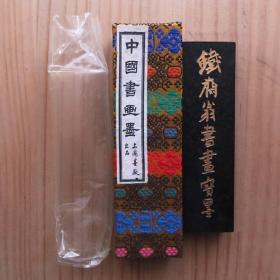 铁斋翁书画宝墨上海墨厂1978年油烟101老2两69克老墨锭10N1080