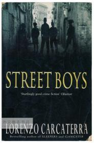 Street Boys 英文原版-《街头男孩》