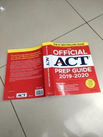 新东方 (2020)ACT官方指南(原版库存)