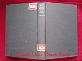 Soviet Russian Literature since Stalin(英语原版 精装本)斯大林以来的苏俄文学