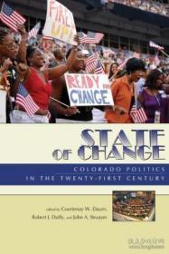 StateofChange:ColoradoPoliticsintheTwenty-FirstCentury