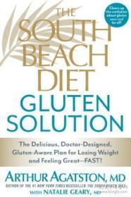 The South Beach Diet Gluten Solution: The Delicious Doctor-d