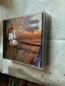 TRAUMSCHLAGER-VOL.1-VOL.3  原盘音乐CD三盘