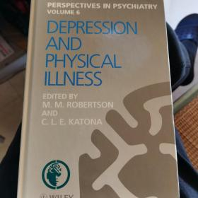 depression and physical illness 抑郁和身体病患