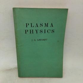 PLASMA PHYSICS 等离子区物理学(英文版)