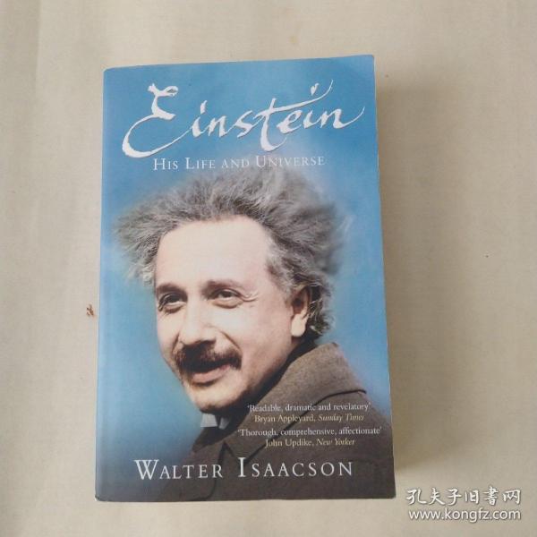 Einstein:HisLifeandUniverse(英版)