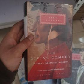 The Divine Comedy:Inferno; Purgatorio; Paradiso