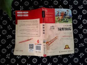 绿野仙踪 彩插励志版  语文新课标必读无障碍阅读 红皮