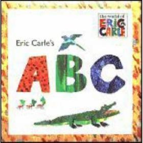 Eric Carles ABC  艾瑞·卡尔教你识字母