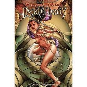 Warlord of Mars: Dejah Thoris Volume 7 - Duel to the Death图