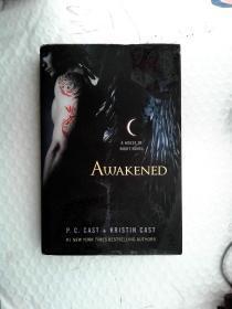 Awakened: A House of Night Novel英文英语原版