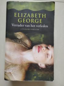 Verrader van het verleden (Literaire Thriller) 荷兰语原版 大32开 厚册