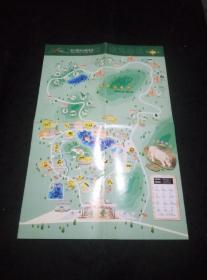 杭州野生动物世界游览图