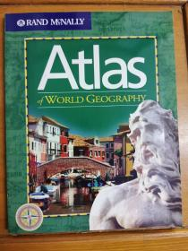 英文原版:Atlas of WORLD GEOGRAPHY