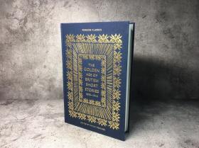 预售英国黄金时代短篇小说集1890-1914The Golden Age of British Short Stories 1890-1914