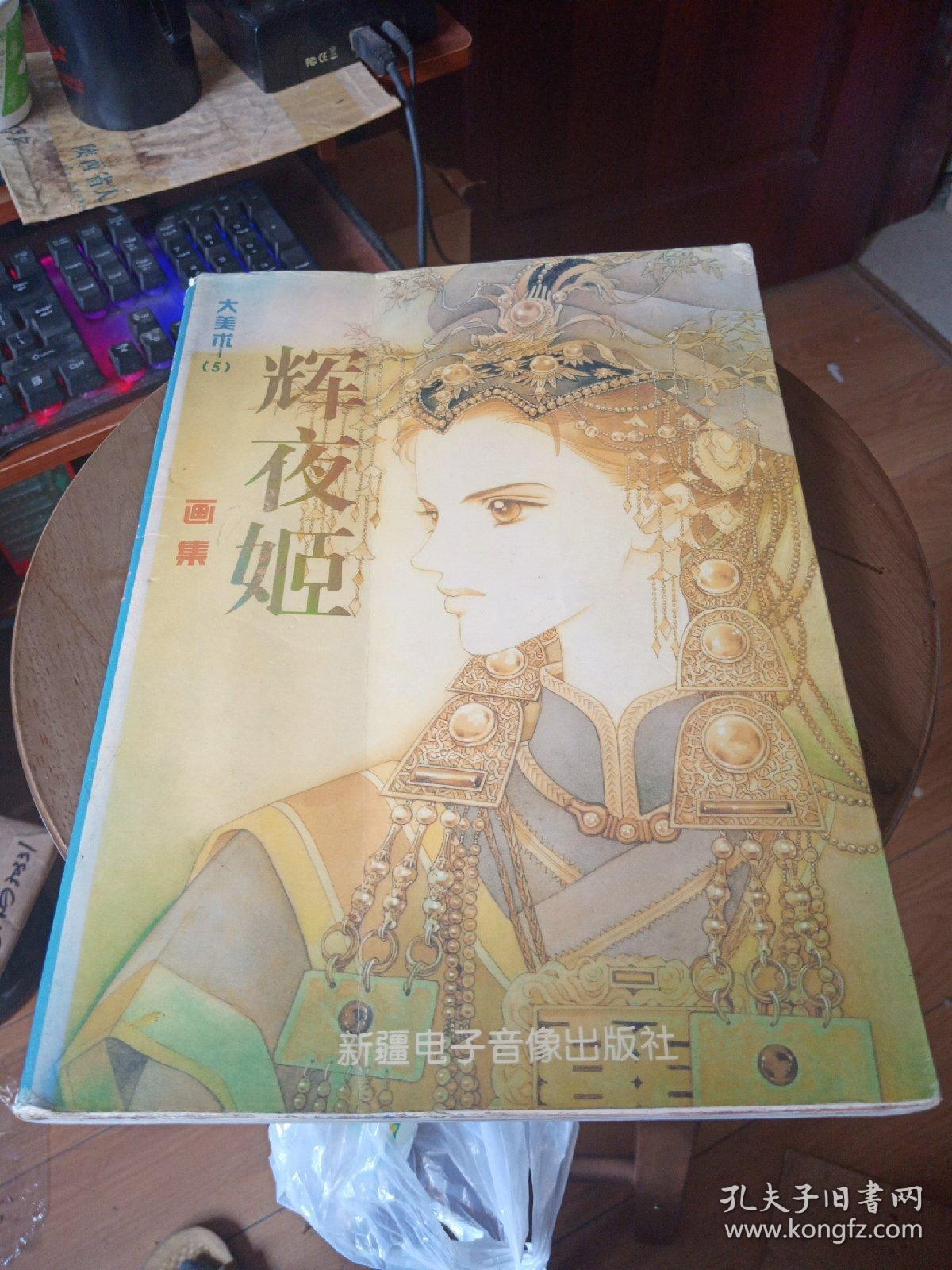 辉夜姬画集——大美术系列5