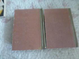 中华大字典(上、下两册)
