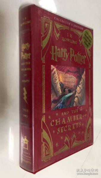 HarryPotterandtheChamberSecrets(Collector'sEdition)哈利波特与密室