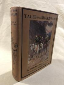 Soper插图本:Tales from shakespeare