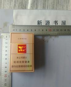 烟标卡标:七匹狼(金砂)