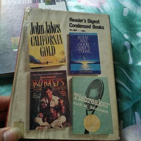 READER′S  DIGEST C0NDENSED B00ks