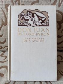 Don Juan by Lord Byron -- 拜伦《唐璜》