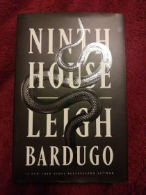 预售九号房奇幻小说美版精装Ninth House Leigh Bardugo