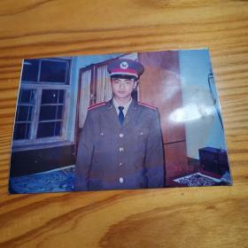 九十年代军装照片