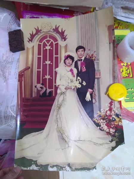 八十年代结婚照(大幅)