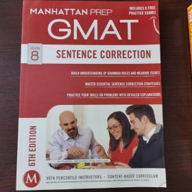 GMAT Sentence Correction:6th Edition