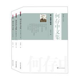 何存中文集(全3册)(长篇小说卷;中篇小说卷(上);中篇小说卷(下))