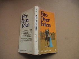 FIRE OVER EDEN