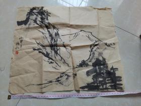 杨豹风景画