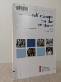 《口吃者的自我治疗》Self-Therapy for the Stutterer(第11版)无划线无标注九五品(正版现货)