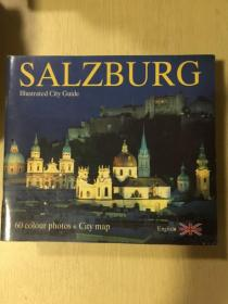 SALZBURG Illustrated City Guide