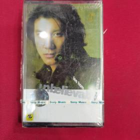 王力宏不可思议CD磁带未拆封