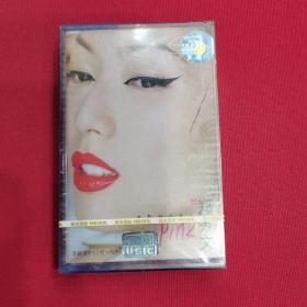 郑秀文粉红CD磁带未拆封