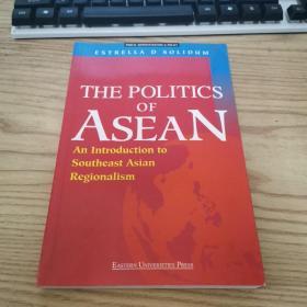 THE POLITICS OF ASEAN(东南亚概论)