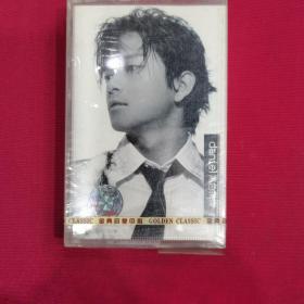 陈晓东黑色领带CD磁带未拆封