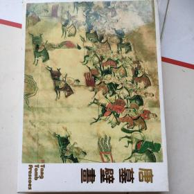唐墓壁画(卡片13张)