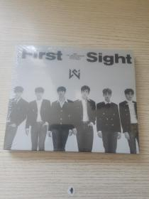 IDENTITY:First Sight (WEI 1 ST MINI ALBUM)全新塑封未拆,光盘海报都有