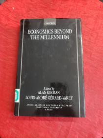 Economics Beyond the Millennium(精装馆藏,正版进口图书!)