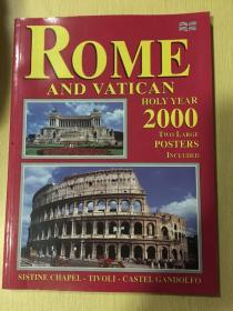 ROME AND VATICAN HOLY YEAR 2000