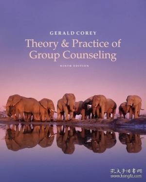 Theory And Practice Of Group Counseling /Gerald Corey Brooks