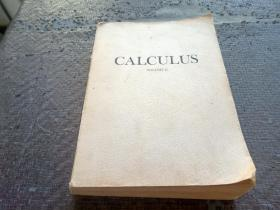 CALCULUS(VOLUME II)SECOND EDITION微积分(第2卷) 英文版