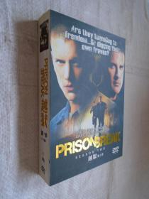 Prison Break 越狱 第2季  6张DVD D5