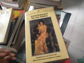 Anna Karenina by leo Tolstoy.。
