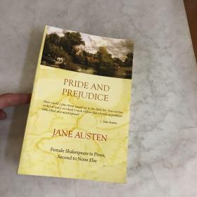 PRIDE AND PREJUDICE:JANE AUSTEN)正版 现货